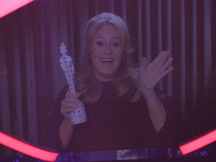 Brit Awards Adele