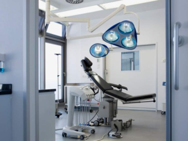 Image of Dentistry room