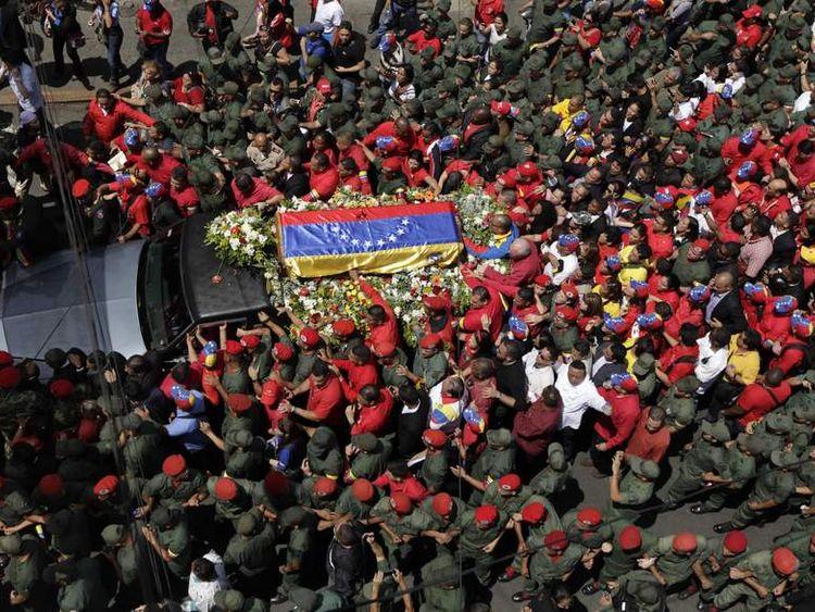 VENEZUELA Chavez 14