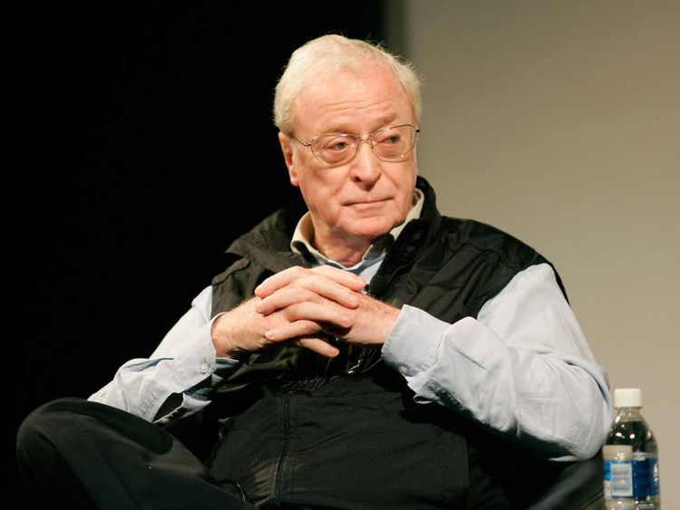 Michael Caine starred in The Italian Job and Alfie in the 1960s