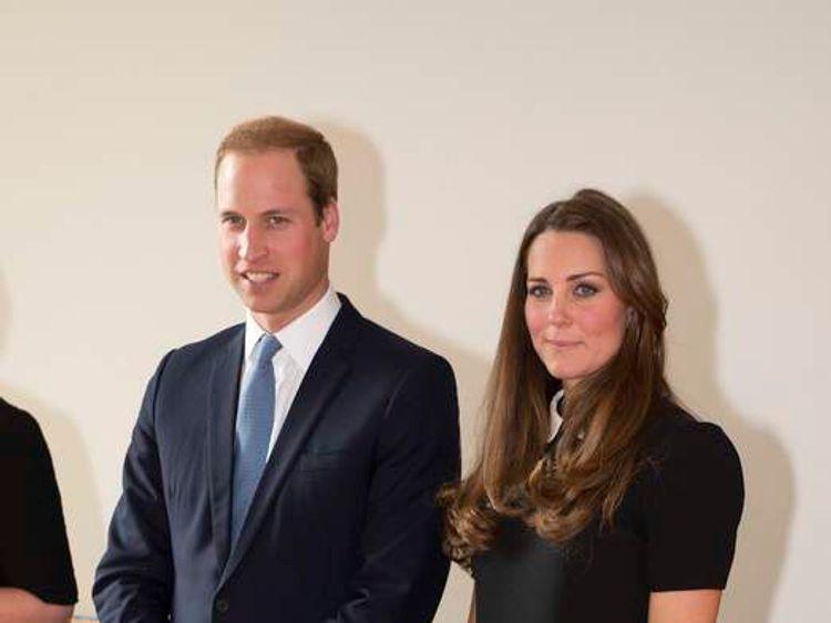 Royal visit to CBUK