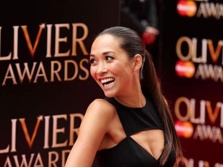 Olivier Awards 2013 Arrivals - London