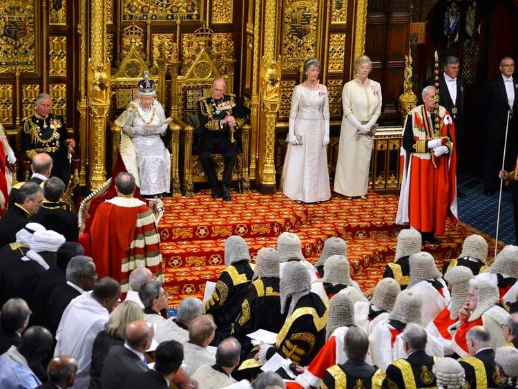 State Opening of Parliament 2013