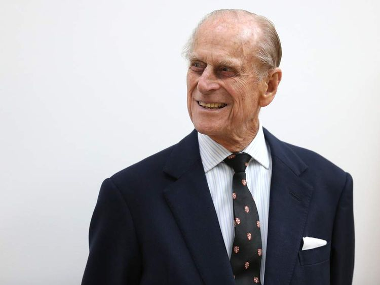 Prince Philip operation