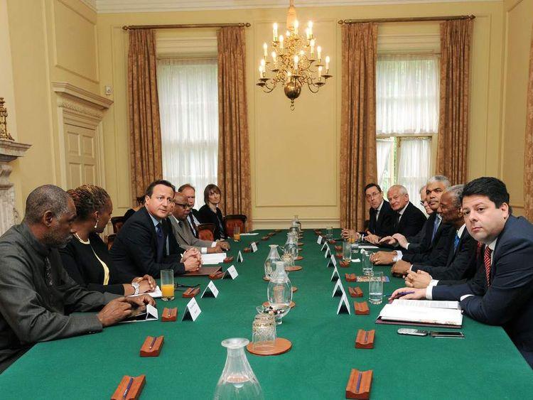 PM hosts Overseas Territories and Crown Dependencies meeting