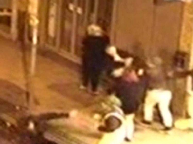 Two men sentenced for street brawl in Norwich in Oompa Loompa costumes