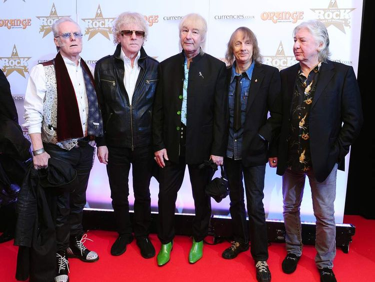 The Classic Rock Roll of Honour - London