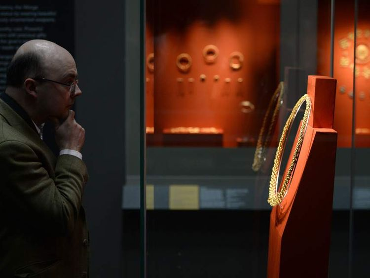 Vikings: Life and Legend exhibition