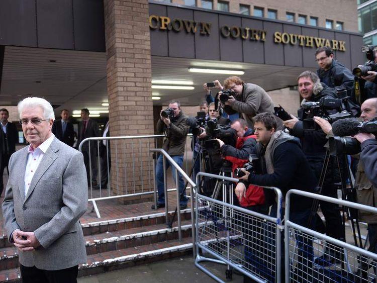 Max Clifford court case