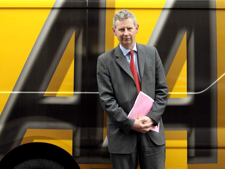 Edmund King Talks To the Press As AA Workers Vote For Strike Action