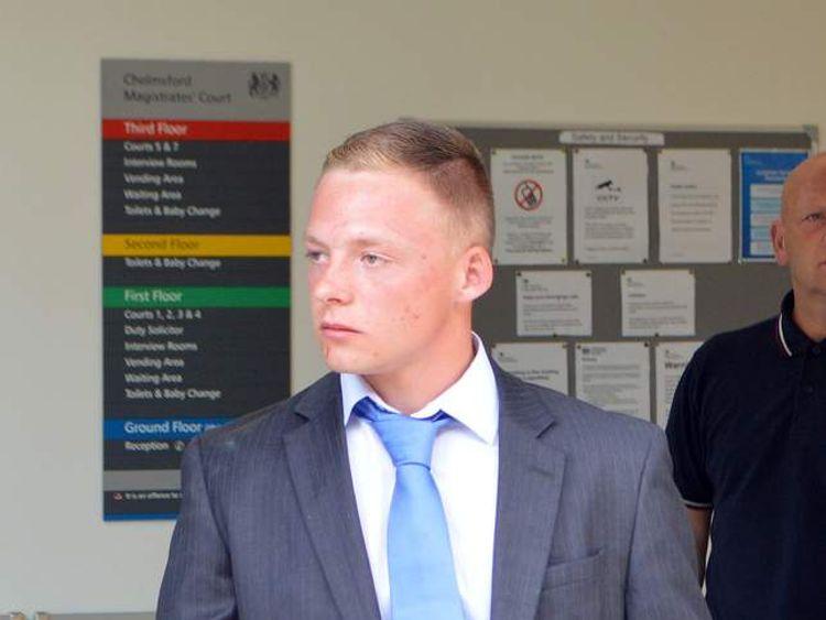 Dappy court case