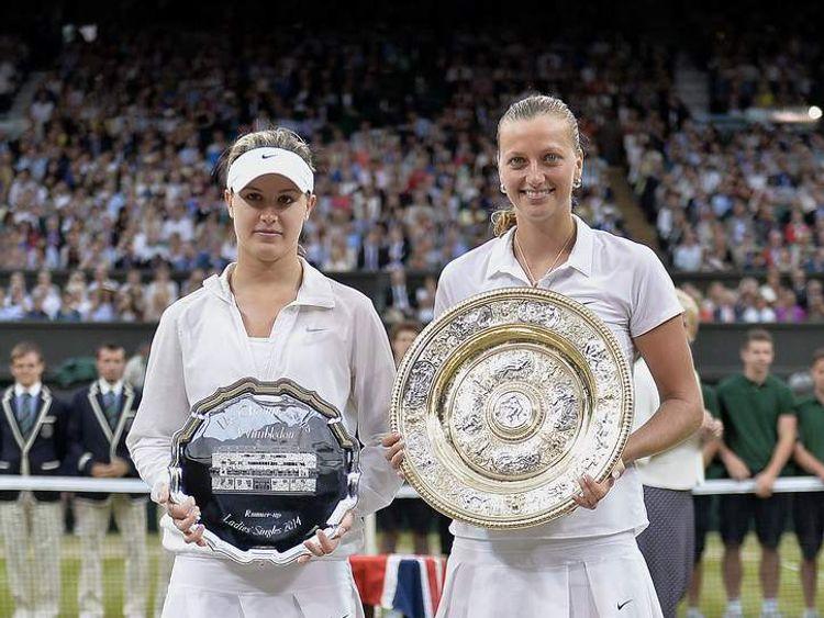 Tennis - 2014 Wimbledon Championships - Day Thirteen - The All England Lawn Tennis and Croquet Club