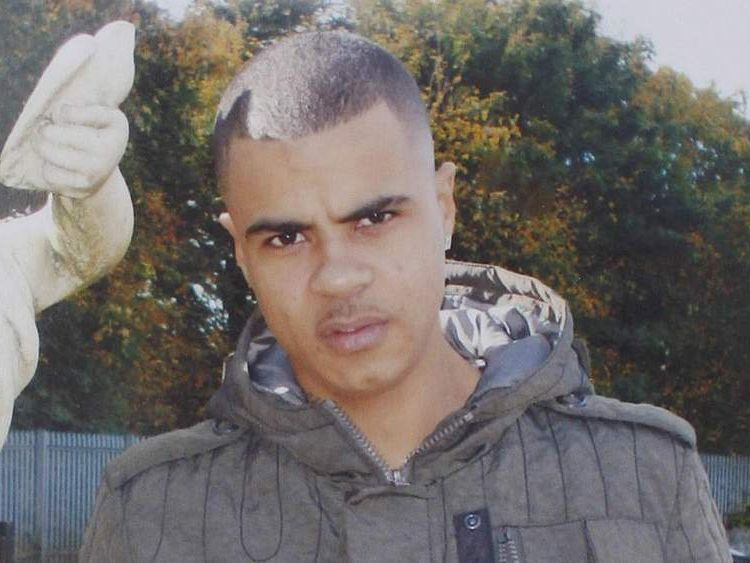 Profile Picture Of Mark Duggan ( Shot In Tottenham By Police)