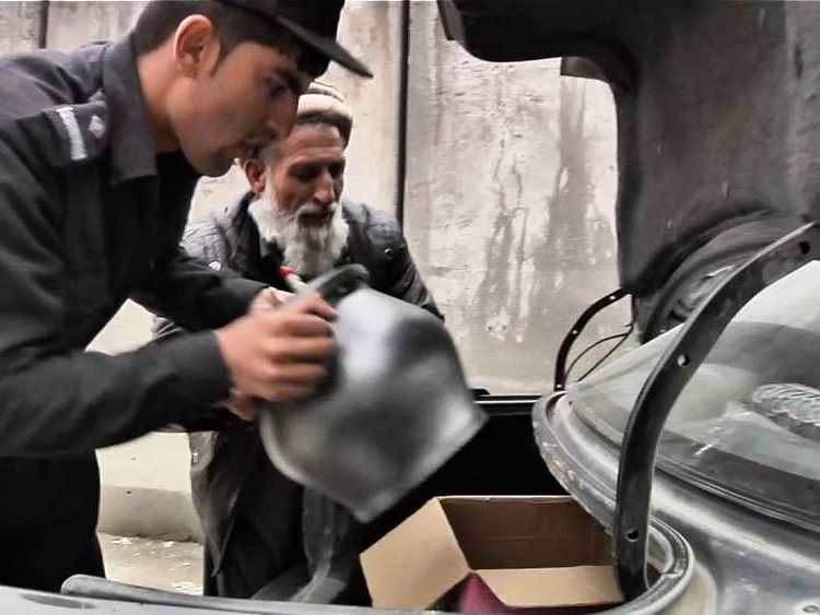 Afghanistan prepares for election
