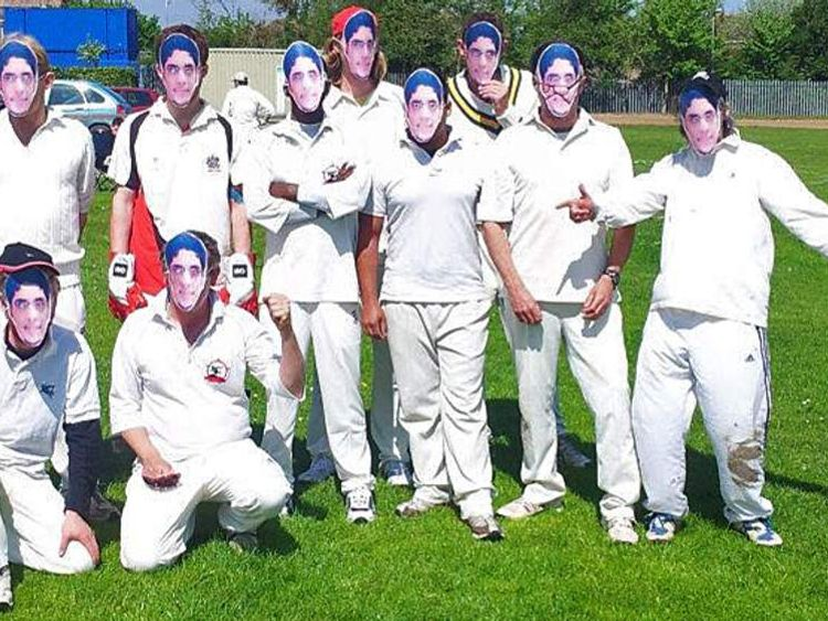 Ahad Rizvi who is facing deportation and his cricket club campaigning to stop it