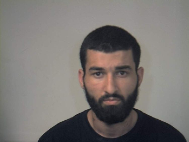 Aras Hussein. Pic: South Yorkshire police