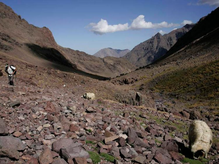 Samuel Boon died while trekking in Atlas Mountains