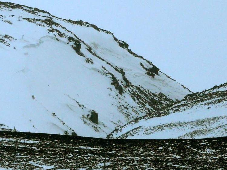 Scotland avalanche