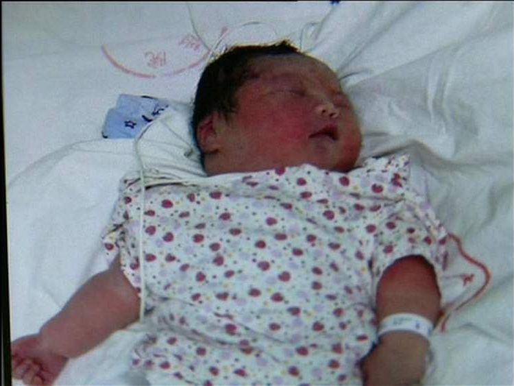 6kg baby born in China