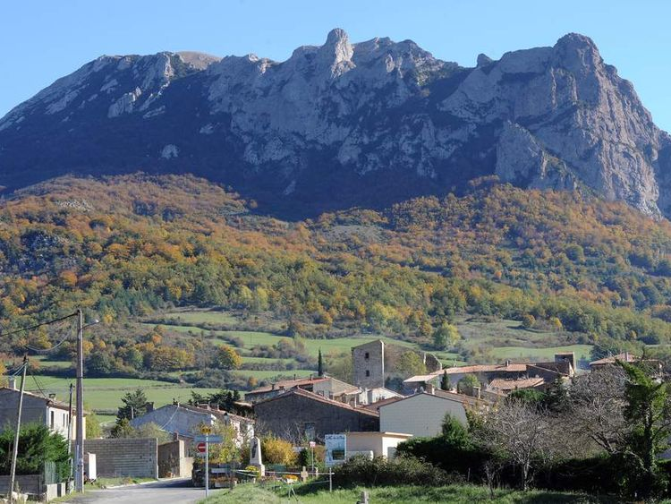 FRANCE-TOURISM-ESOTERIC
