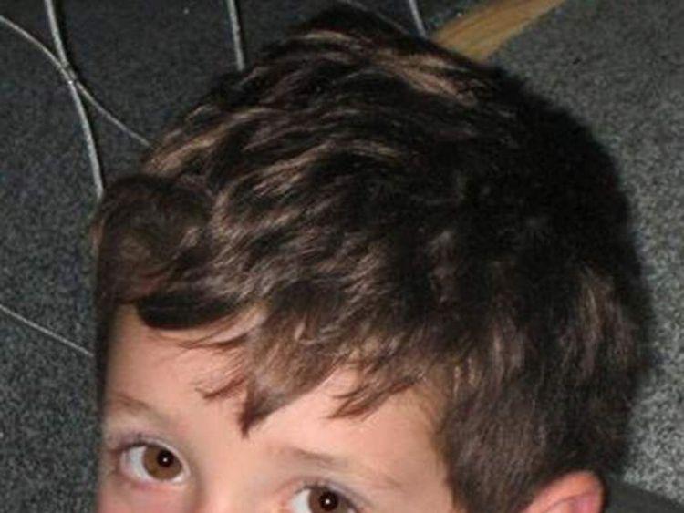 Benjamin Wheeler, 7, Newtown school shooting victim
