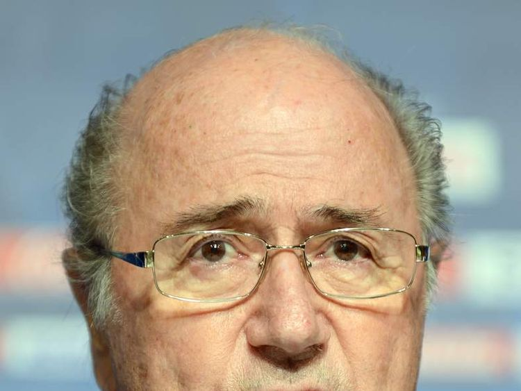 Sepp Blatter has 'failed to respond to racism'