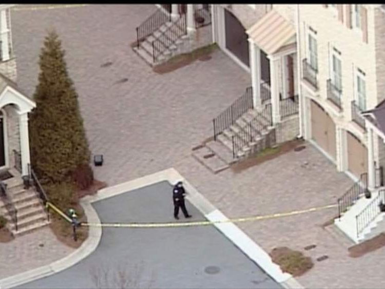 Property where Bobbi Kristina Brown was found