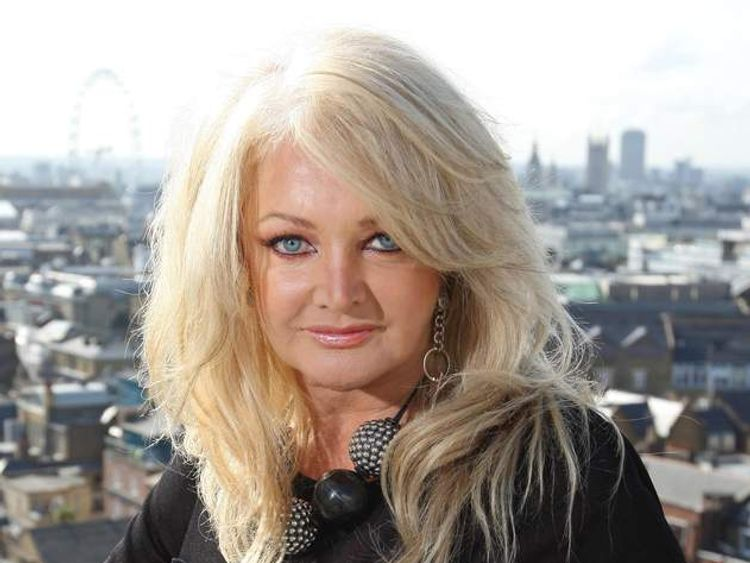 Bonnie Tyler to sing for UK at Eurovision