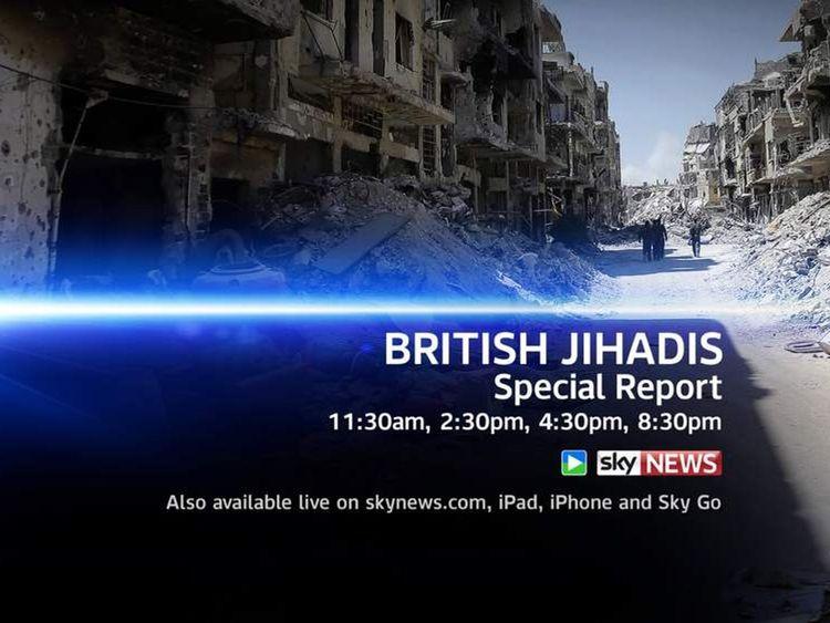 British Jihadis Special Report