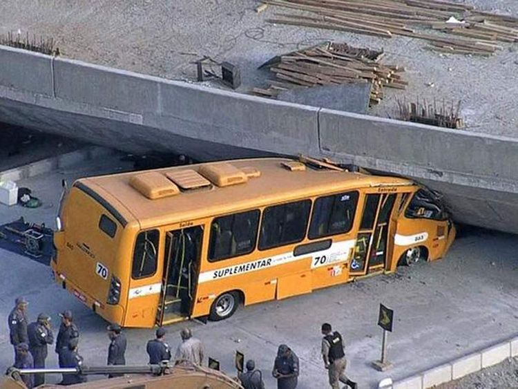 Belo Horinzonte bus disaster