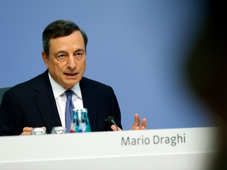 Mario Draghi at ECB press conference 21 July 2016