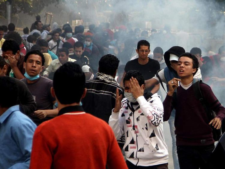 EGYPT Morsi 3