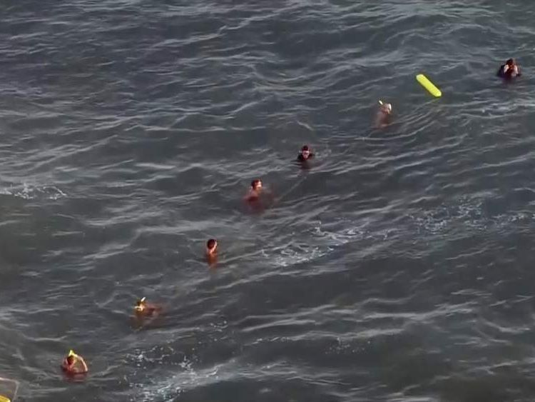 Lifeguard Drowns Trying To Save Swimmer