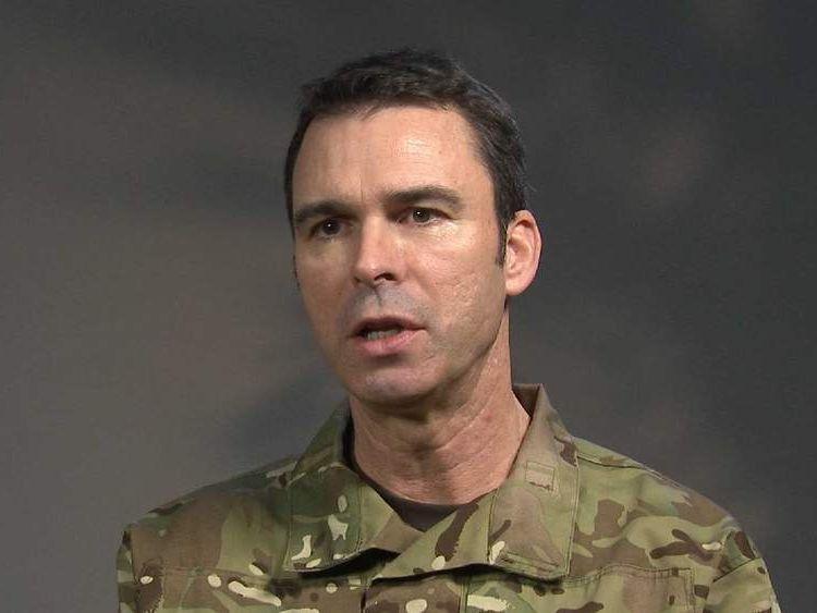 Major General Ranald Munro