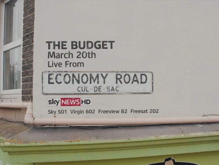 The Budget, Economy Road Lowestoft