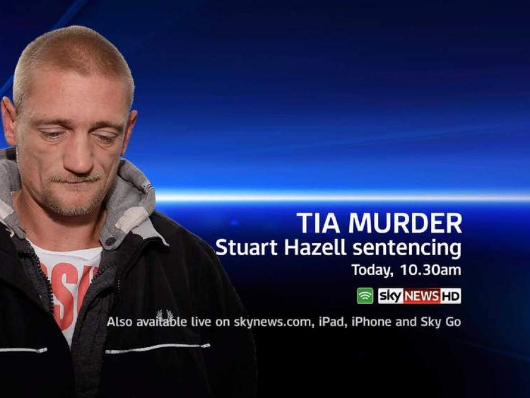 Stuart Hazell Sentencing Promo