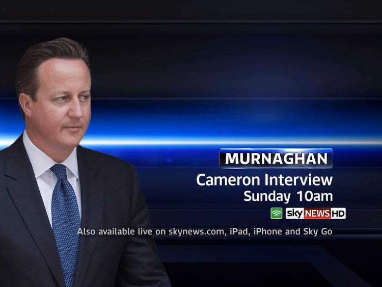 David Cameron Murnaghan Promo