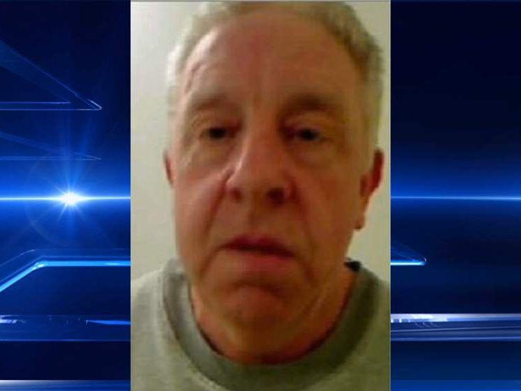 Convicted murderer Alan John Giles