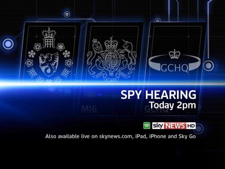 Promo Image For Spy Chiefs Hearing