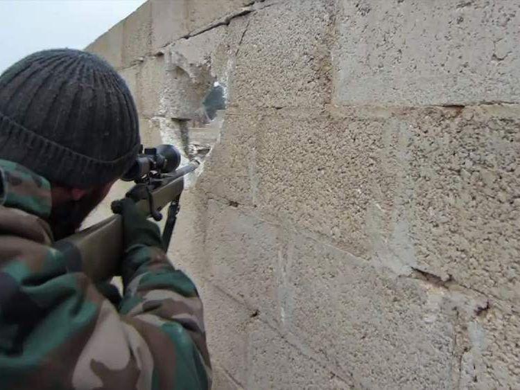 Ramsay Syria British Fighters