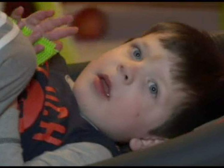 usa WATERFORD Wisconsin autistic boy Caeden Lowe