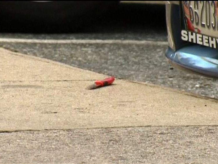 Knife at scene of Germantown murders