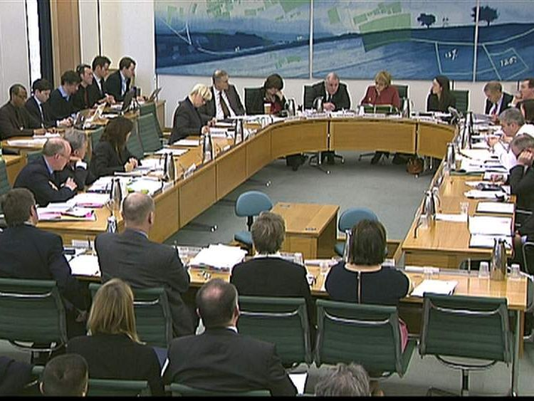 The select committee