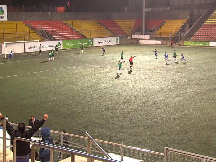 Wadi Al Nees secure a 1-0 victory.