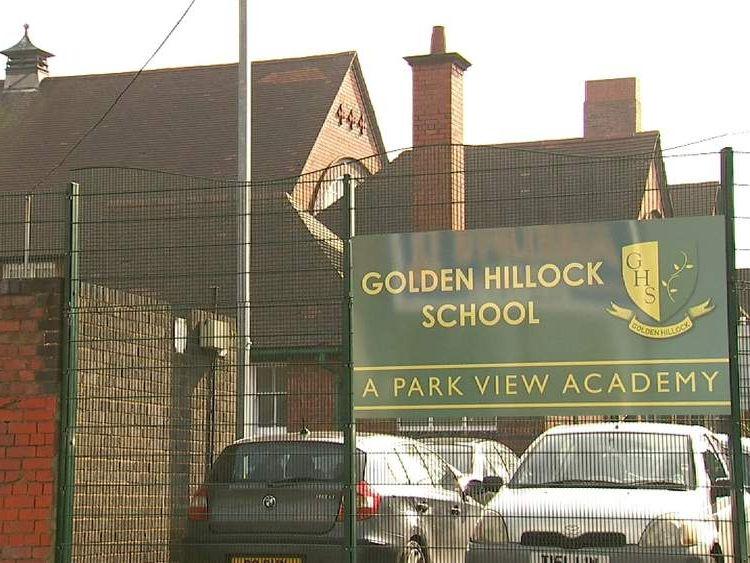 Golden Hillock School in Birmingham