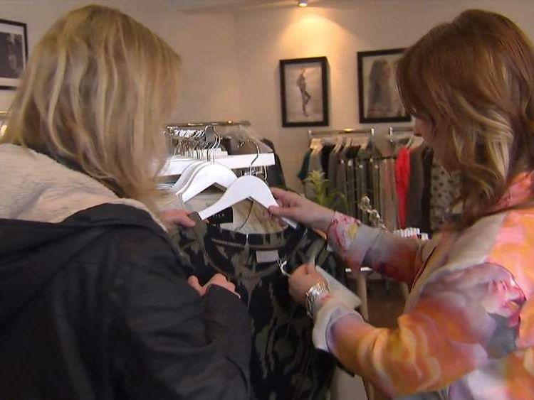 Attic Womenswear 's Sarah Lyle