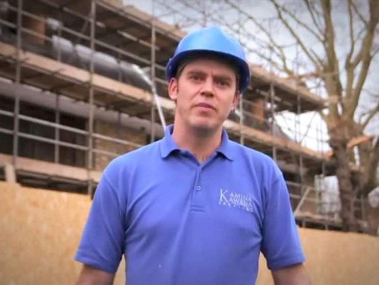 Andre Lampitt in UKIP video