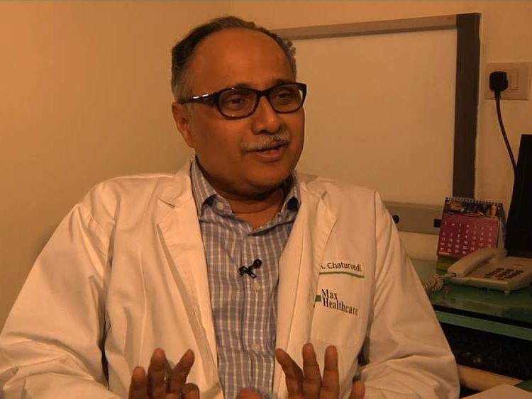 Doctor Harit Chaturvedi