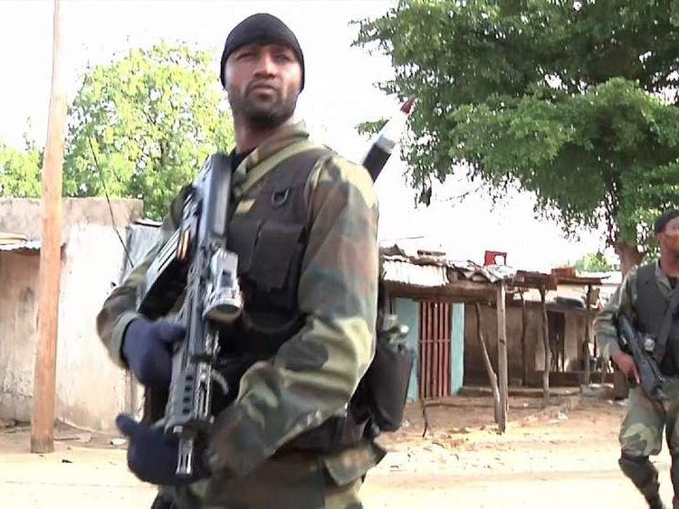 Cameroon Forces Fighting Boko Haram