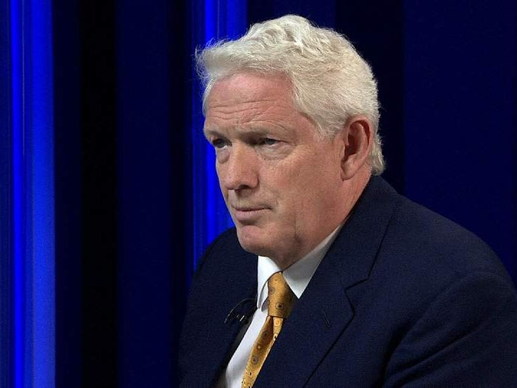 Rick Haythornthwaite, who chairs the owner of British Gas, Centrica